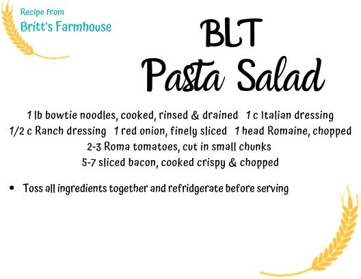 Recipe from Britt's Farmhouse (1)